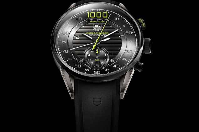TAG Heuer Mikrotimer Flying 1000 Concept Watch