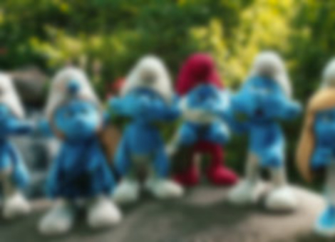 The Smurfs Trailer