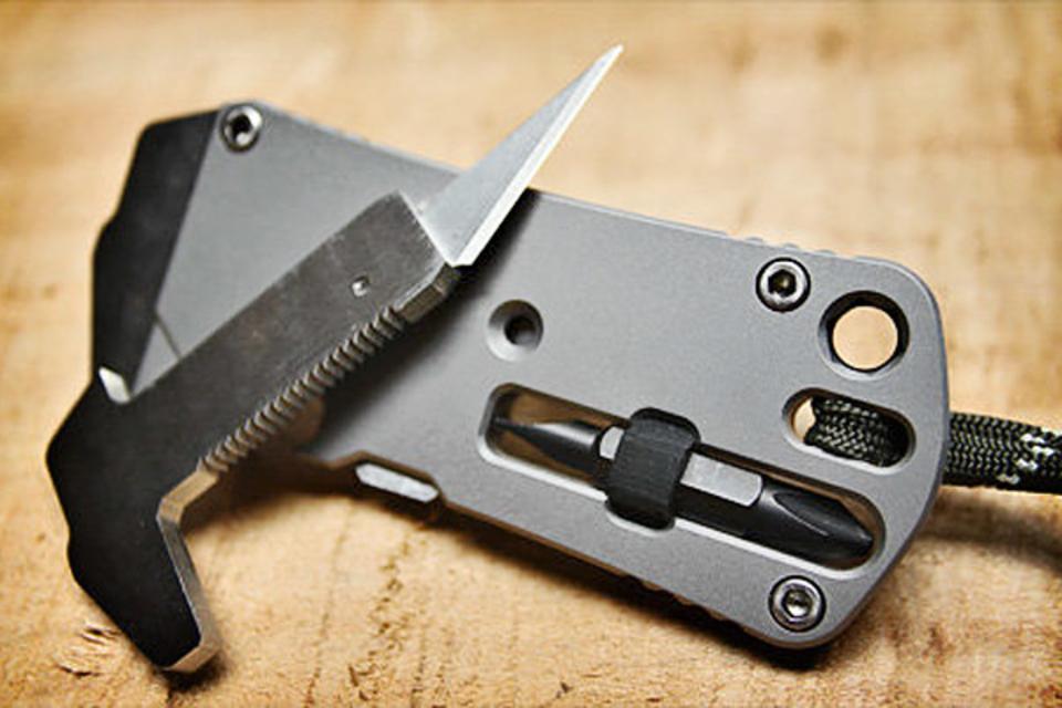 Wrex Titanium Pocket Wrench