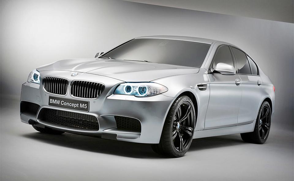 2012 BMW M5 Concept | Uncrate