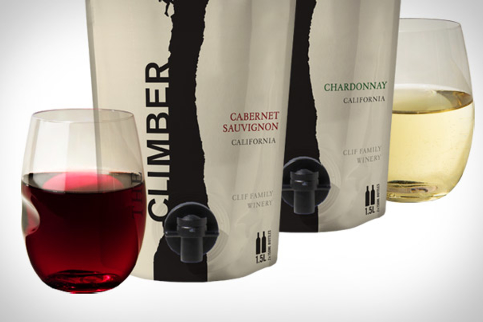 Climber Pouch Wines