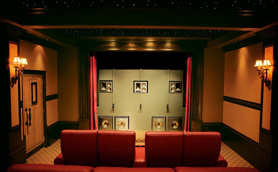 Klipsch thx ultra2 home theater system uncrate - Thx home cinema ...