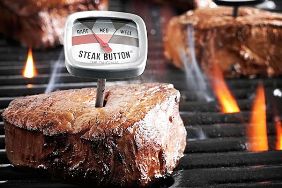 Steak Button