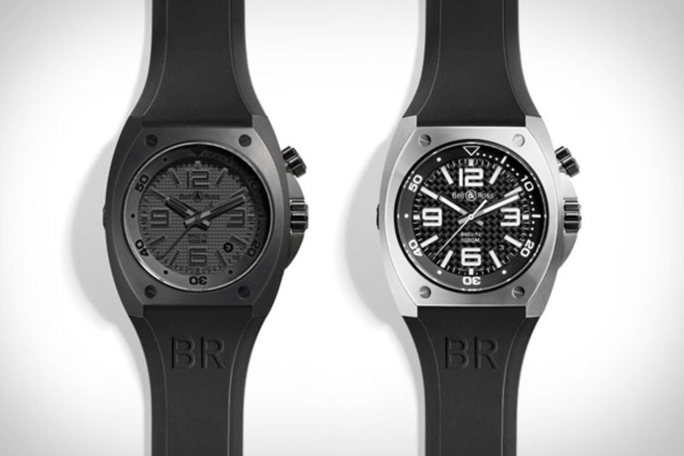 Bell & Ross BR02 Watches