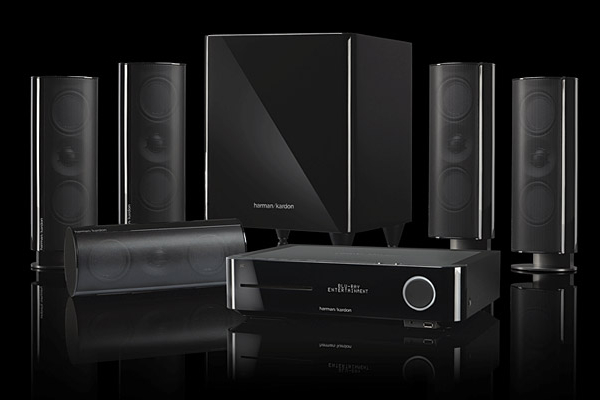 Harman Kardon BDS 800 Home Theater System
