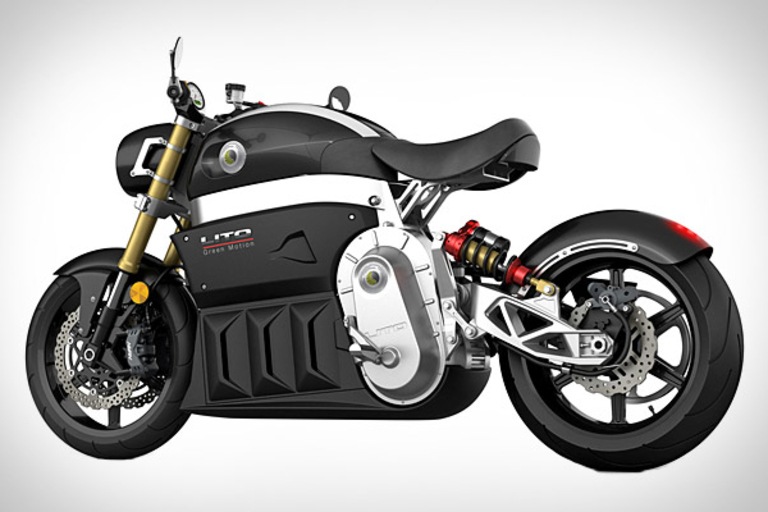 Lito Sora Electric Motorcycle