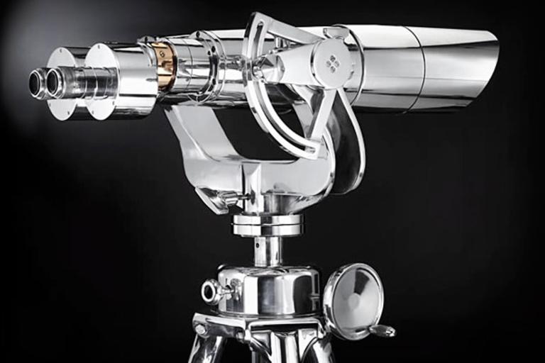 Mid-Century Naval Binoculars