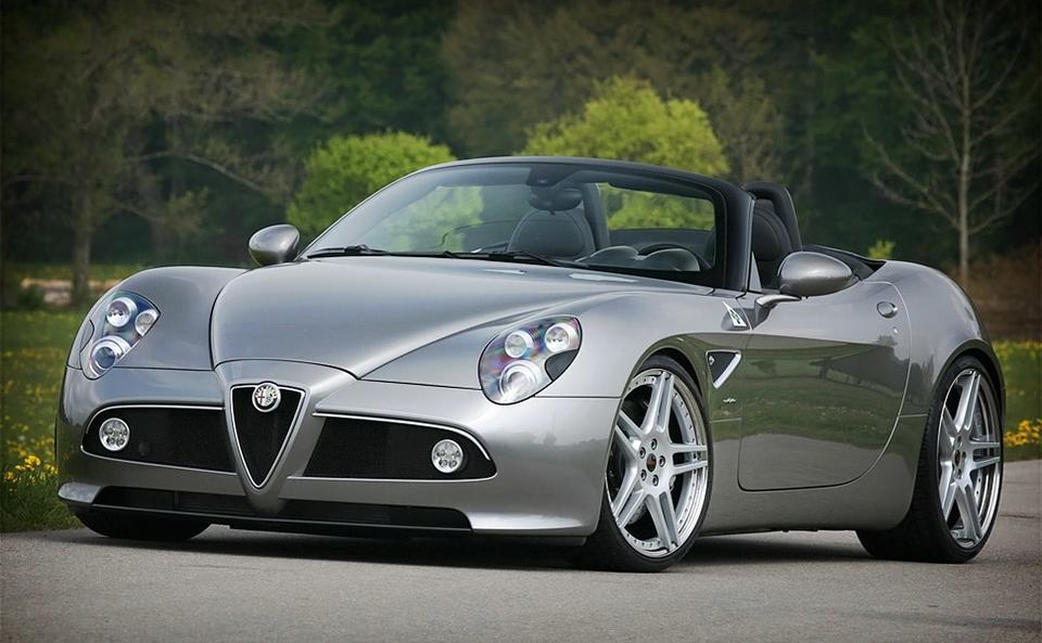 Novitec Alfa Romeo C Xl Thumb Xauto on Custom Alfa Spider Veloce