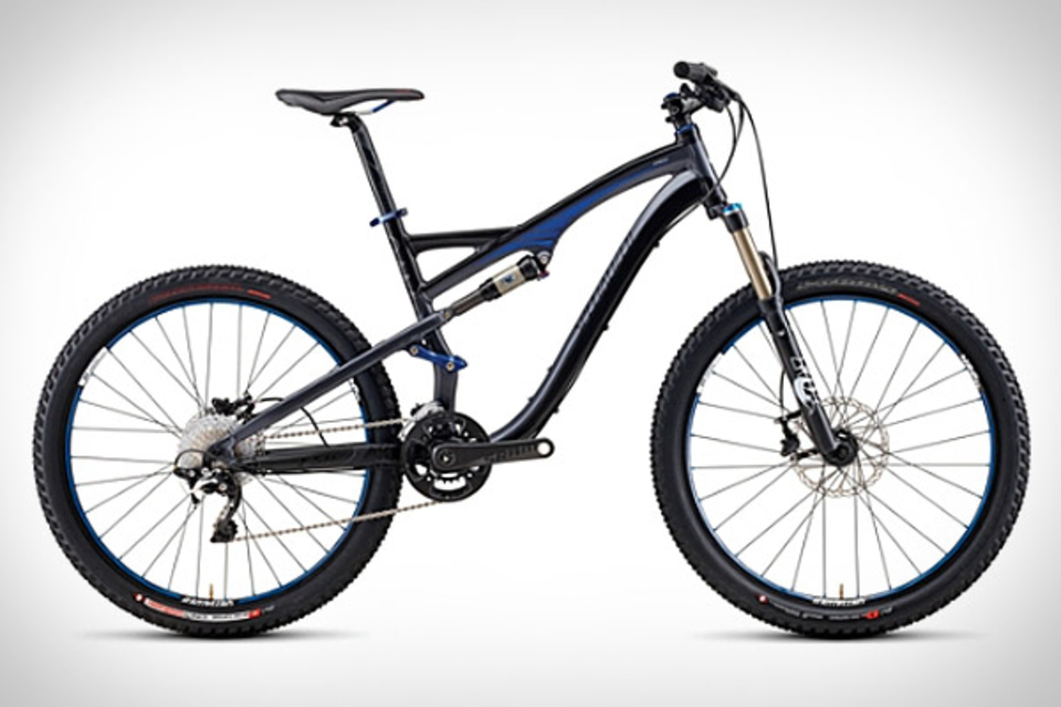 Specialized Camber Pro Bike