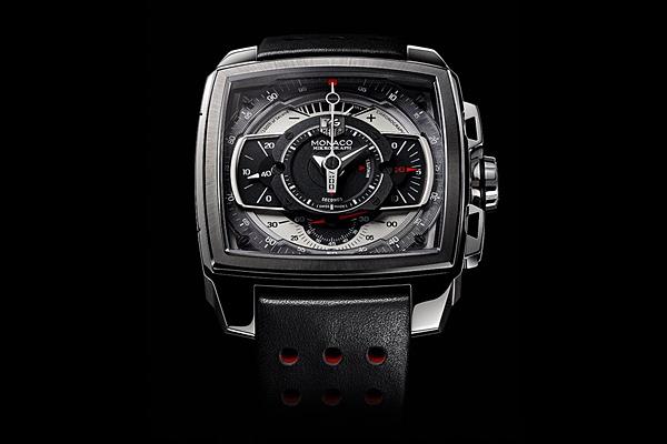 TAG Heuer Monaco Mikrograph Watch