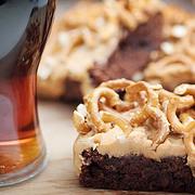 Black & Tan Cookie Bars