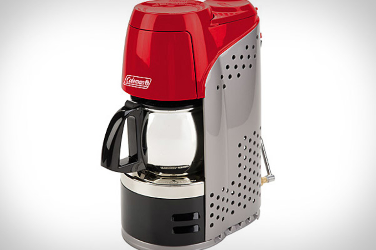 Coleman Portable Propane Coffeemaker