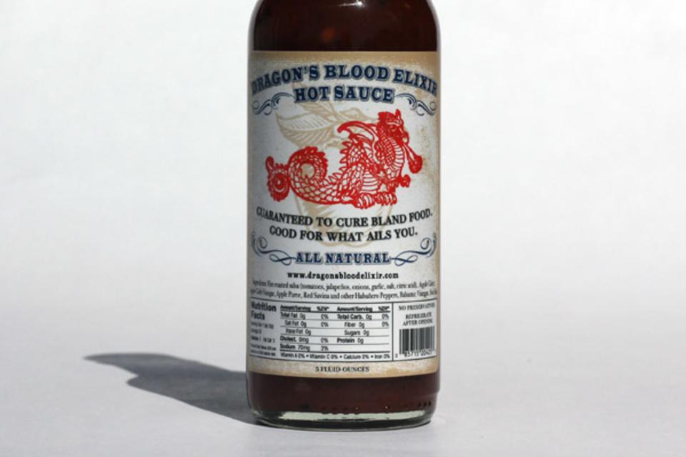 Dragon's Blood Elixir