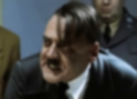 Hitler Finds Out LeBron Choked