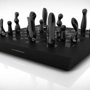 Kiki De Montparnasse Chess Set