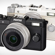 Pentax Q Camera
