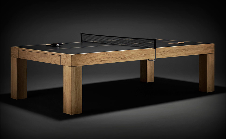 James Perse Ping Pong Table Uncrate