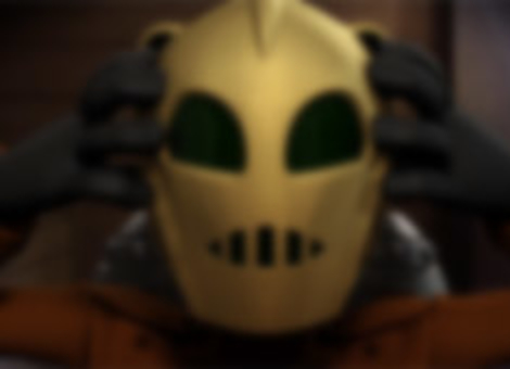 The Rocketeer Animated