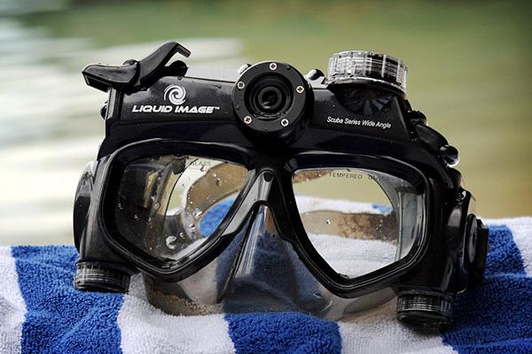 Liquid Image Wide Angle HD Dive Mask