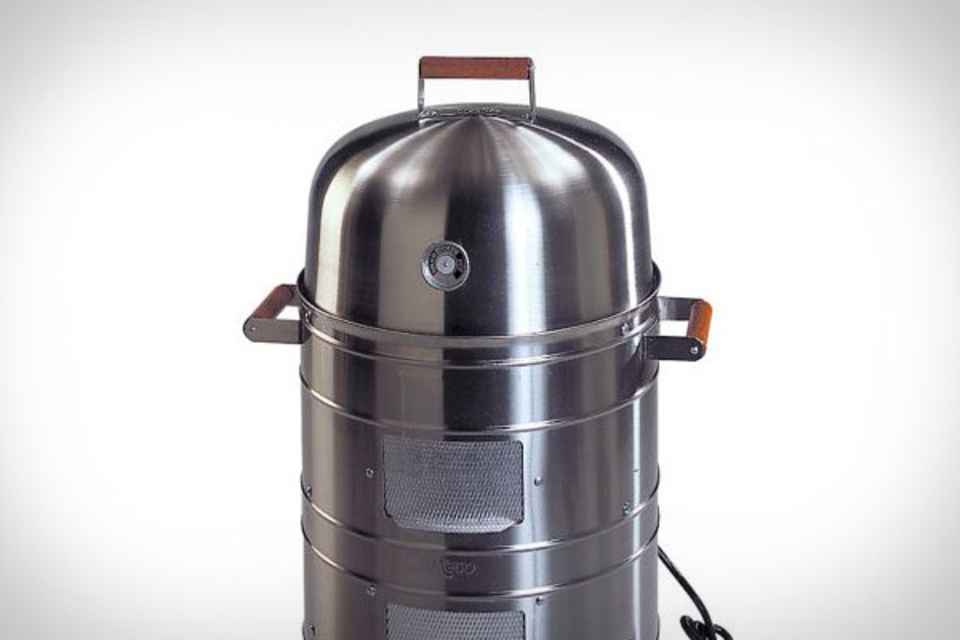 Meco Stainless Steel Electric Water Smoker