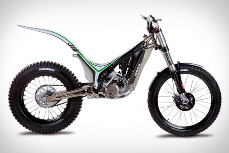 OSSA TR 280i Trial Bike