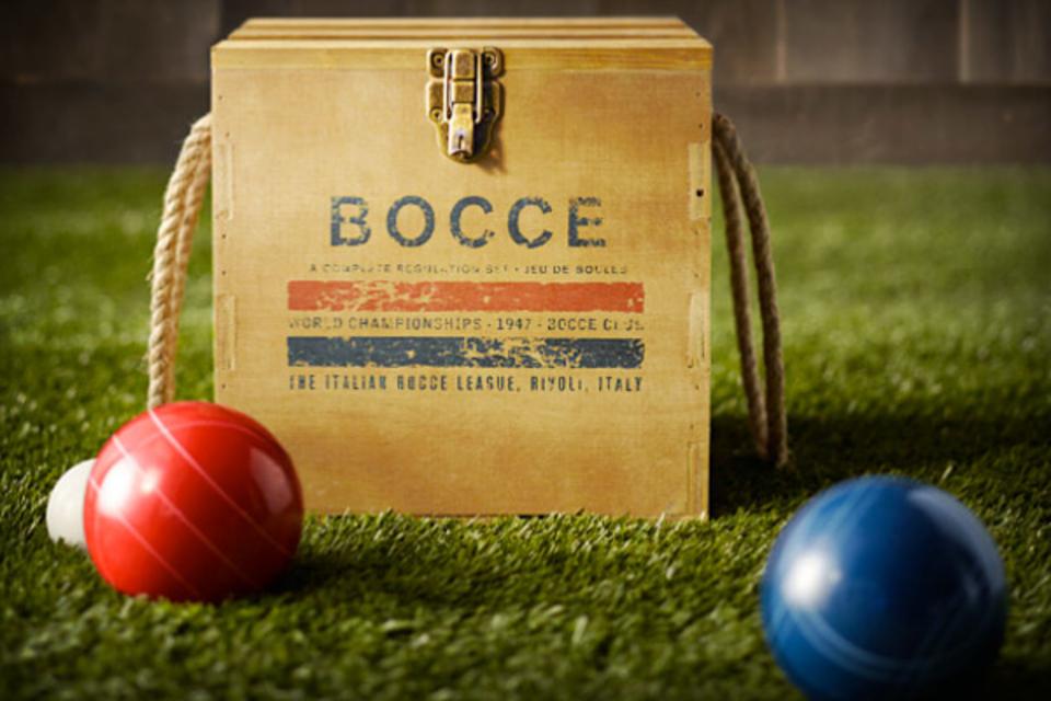 Regulation Bocce Ball Set