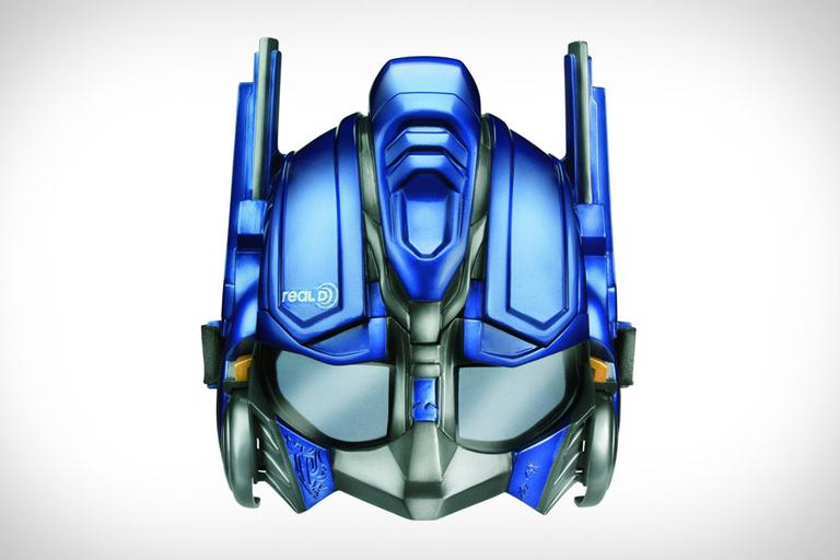 Transformers 3D Helmet