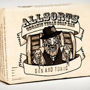Allsorts Liquor Scented Soap