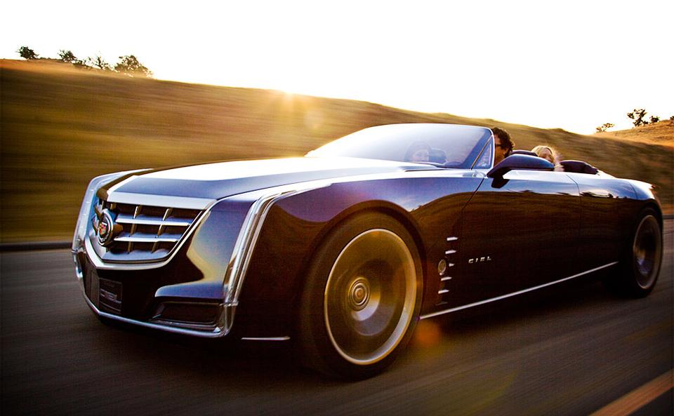 Cadillac Ciel Concept Uncrate