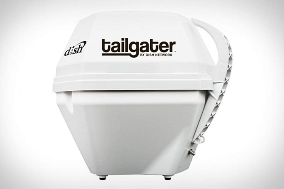 Dish Network Tailgater