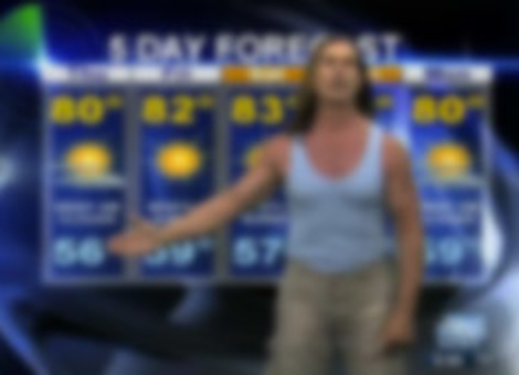 Fabio's Weather Report