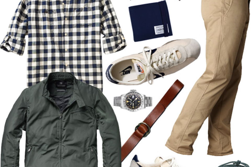 Garb: Late For Work