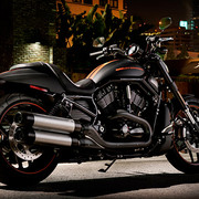 Harley-Davidson Night Rod Special Motorcycle