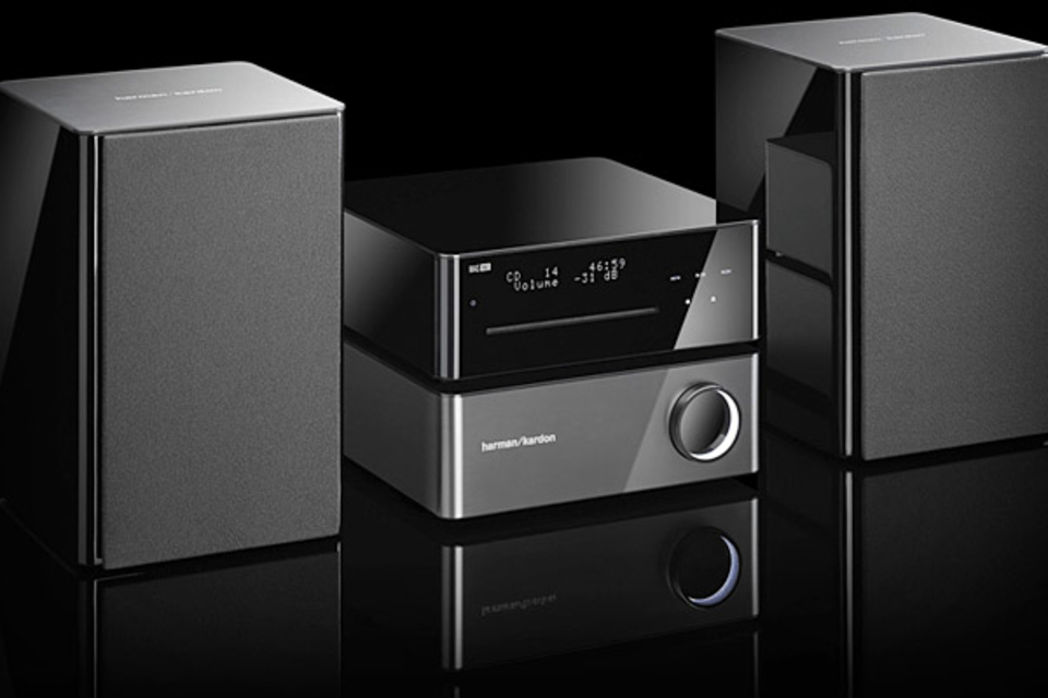 harman kardon mas 102 stereo system uncrate. Black Bedroom Furniture Sets. Home Design Ideas
