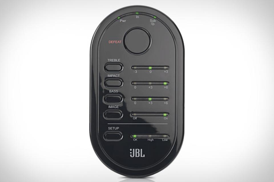 JBL MS-2 Pocket Digital Processor