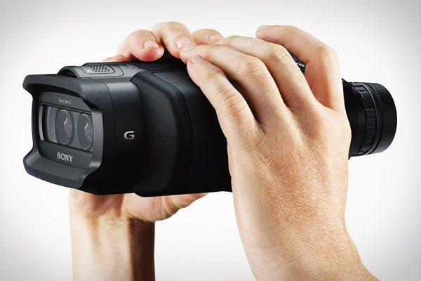 Sony DEV-5 Digital Recordable Binoculars