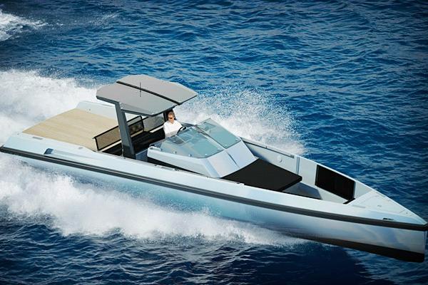 Wally One Boat