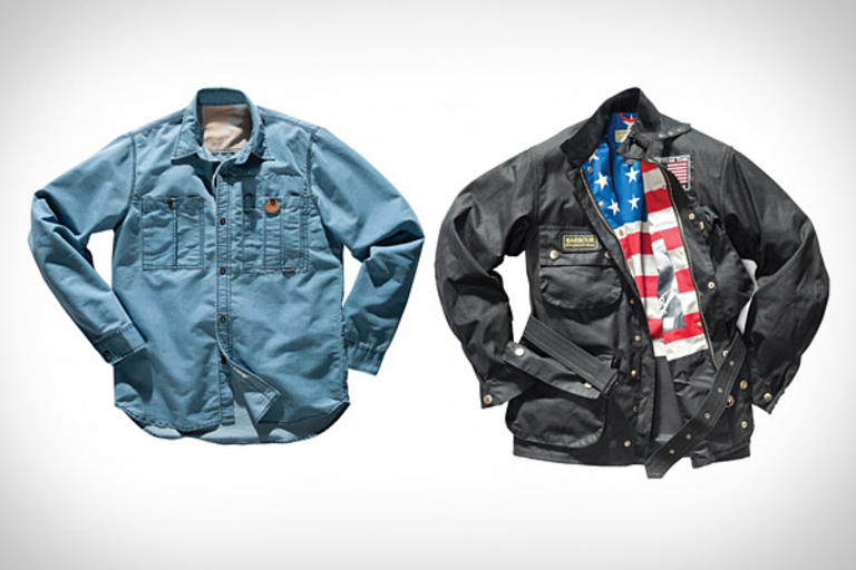 Barbour Steve McQueen Collection