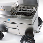 Brennwagen Grills