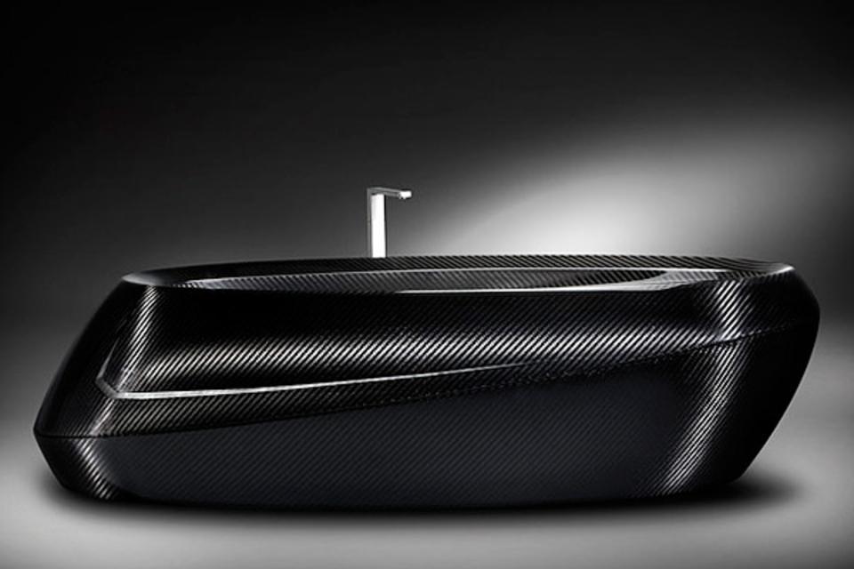 Corcel Carbon Fiber Bath Tub