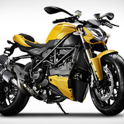 Ducati Streetfighter 848 Motocycle