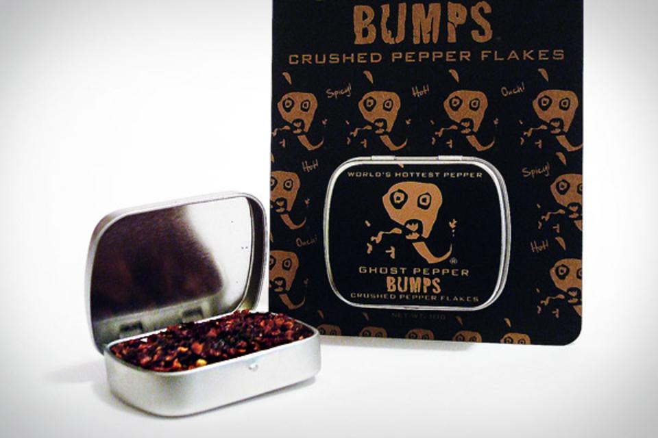 Ghost Pepper Bumps