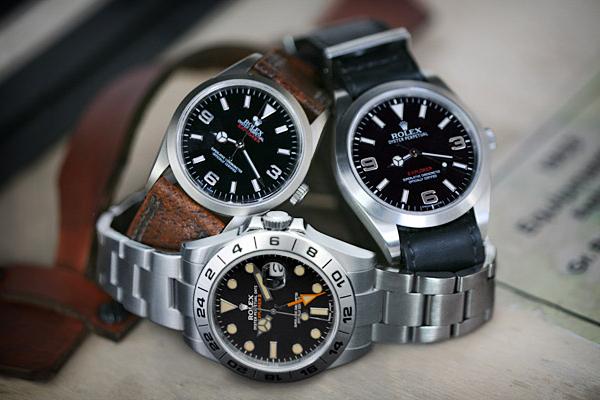Rolex Hillary Tenzing Edition Watches