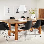 Howe Whiskey Barrel Oak Dining Table