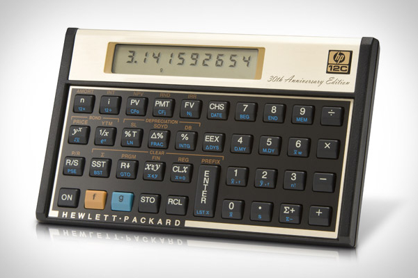 HP Limited Edition Calculator