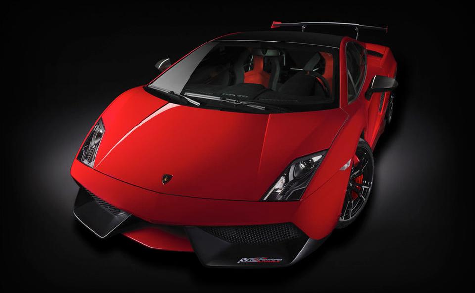 Lamborghini Gallardo Lp 570 4 Super Trofeo Stradale Uncrate