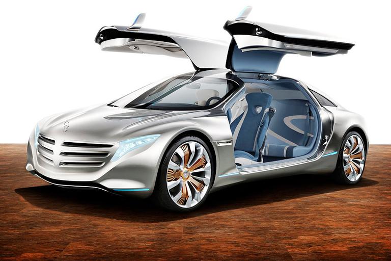 Mercedes-Benz F125 Concept
