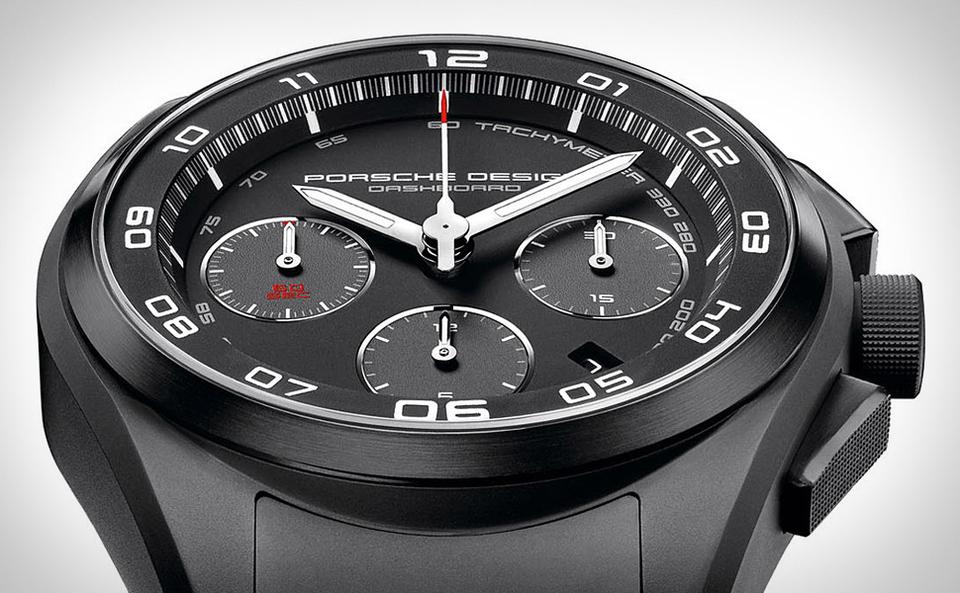 Porsche Design P6620 Dashboard Watch Uncrate