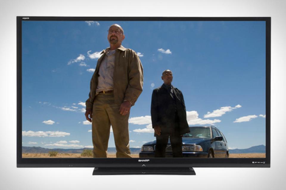 Sharp Aquos 80-Inch LED LCD TV