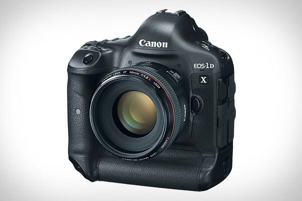 Canon 1D X DSLR Camera